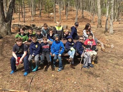 2016 - Spring Campout at Nobscot