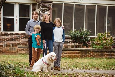 Pugh Family 2020