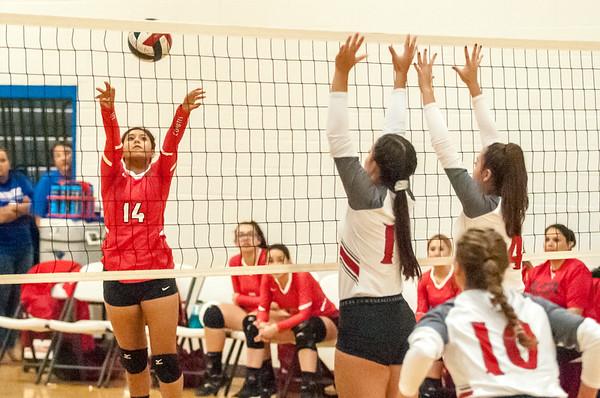 August 16, 2019 - Volleyball - La Joya vs Pioneer_LG