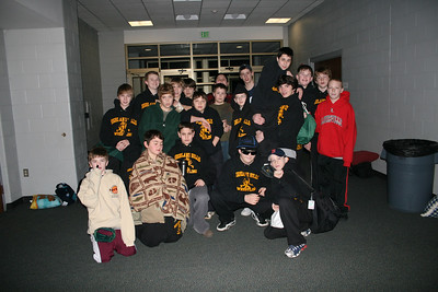 HHMS Wrestling Team 06-07