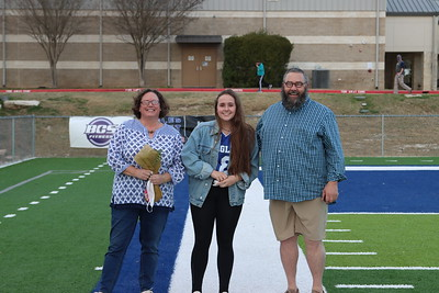 2020-21 Soccer Senior Night
