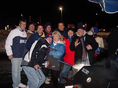 Pats and Bills 2004