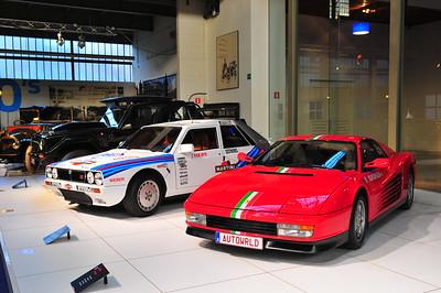 ITALIAN CAR PASSION      LA BELLA MACCHINA