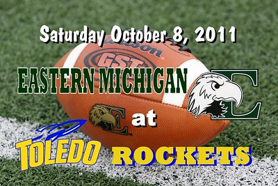 2011 Eastern Michigan at Toledo (10-08-11)