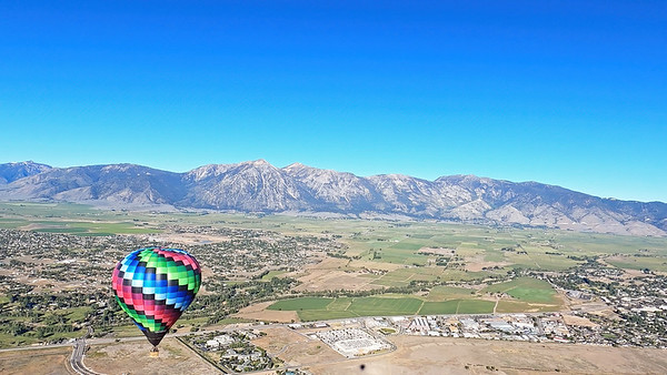 Carson Valley - Aerial Frame Grabs