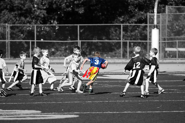 BW altered pictures i9 sports Oct 4 2009