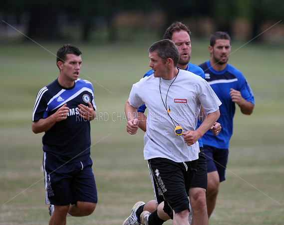 CHIPPENHAM TOWN PRE-SEASON TRAINING