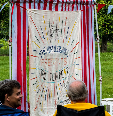 Handlebards Ladies - The Tempest 2nd July 2019