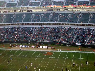 New Orleans Saints vs. Cincinnat Bengals (2002)