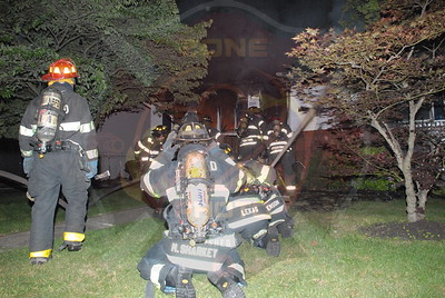 North Bellmore F.D. Signal 10  2086 Monroe Ave. 7/6/10
