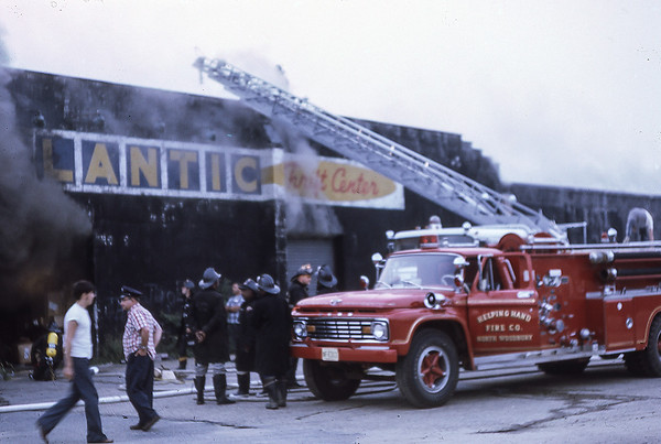Atlantic Thrift Fire - 1970