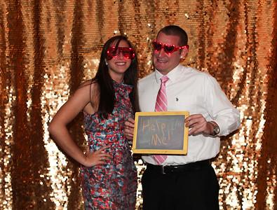 Nicole & Derrick's wedding party pics!
