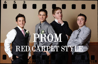 PROM RED CARPET STYLE