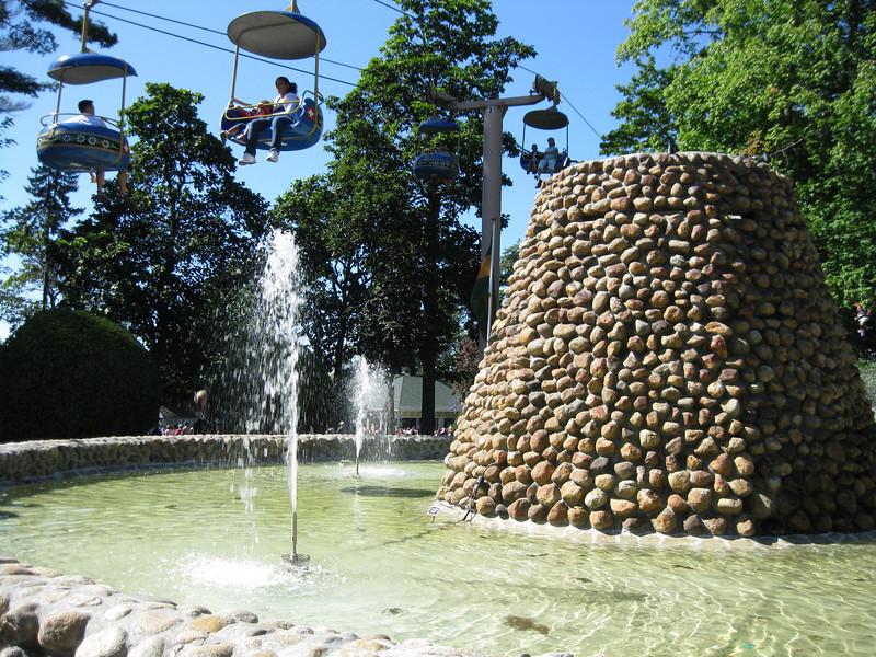 I visited Canobie Lake Park on Sunday, September 6, 2009.