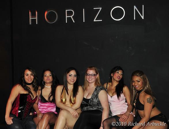 Horizon  San Francisco 2 20 2010  Lingerie Fashion Show & Contest