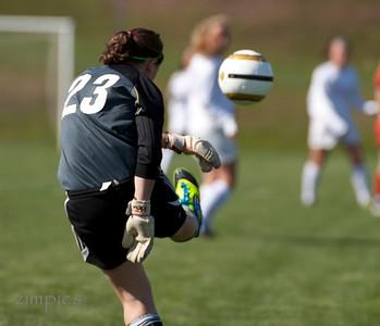 Girls Soccer 2012