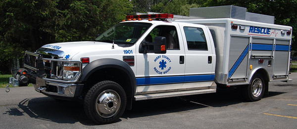 Avery County Rescue Squad (Former)