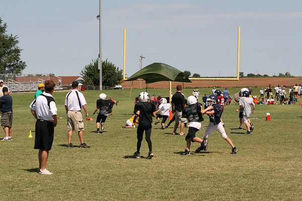 AUG. 22 SCRIMMAGE