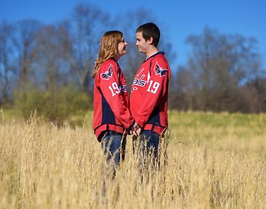 Sammy & Adam Engaged 2016
