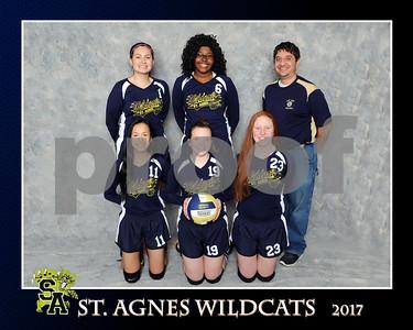 St. Agnes 2017-2018 Sports