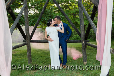 Wedding at Jack's Barn in Oxford NJ by Alex Kaplan Photo Video Photobooth