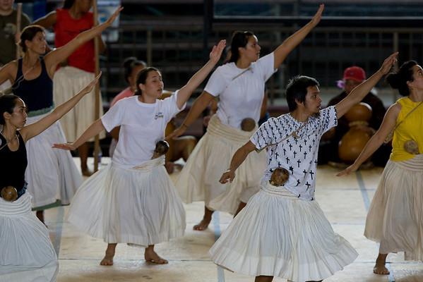 Hō'ike rehearsal (3/30/08)