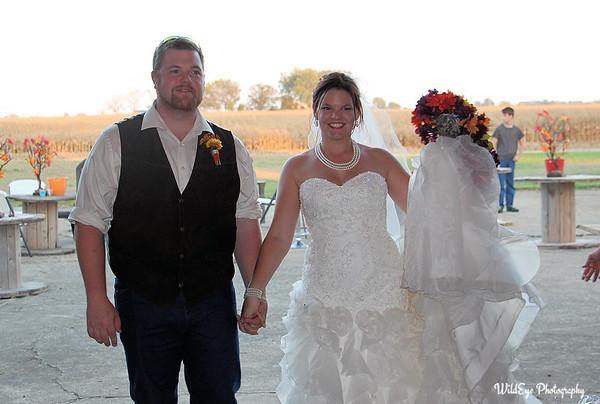 Kendra & Collin Wedding Recption