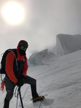 Reilly-Rainier Summit