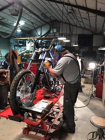 Matts bike build
