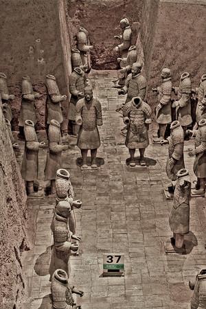 Xi'an-Terracotta Warriors