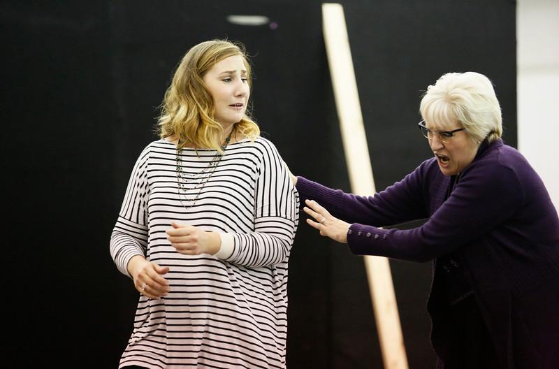 ENO Jenufa Rehearsal Laura Wilde and Valerie Reid (c) Donald Cooper.jpg