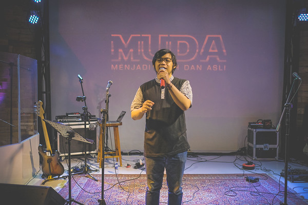MUDA - 2018 06 24 Adrian 'Nganu'