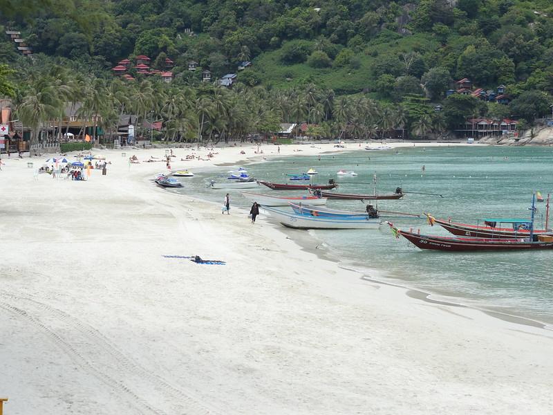 Koh Phangan, Haad Rin Sunrise Beach