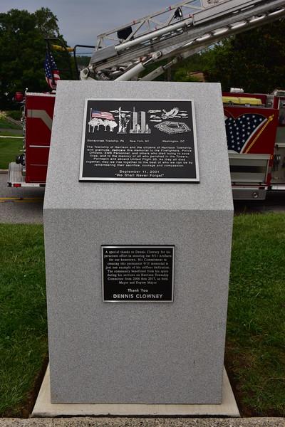 9/11 Memorial Mullica Hill NJ 2020