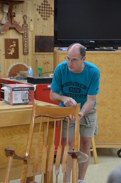 Sculptural Rocking Chair II [July '13]