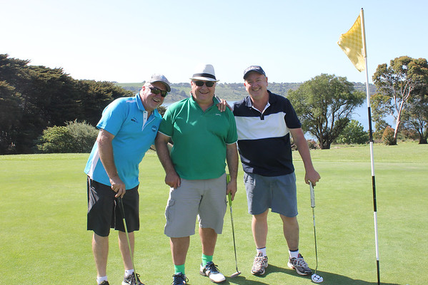 2015 Victorian Charity Golf Day