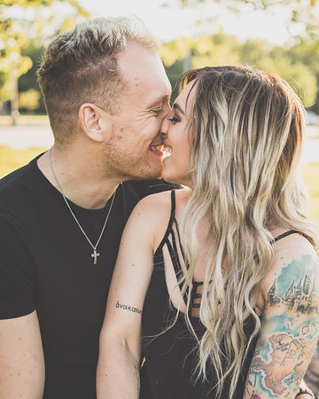 Kelsie and Brandon Engagement 5.16.19