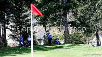 North Mason Lady Bulldog Golf 4-9-19
