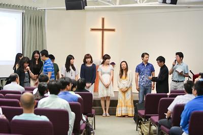 4th Discipleship class 07-31-2016