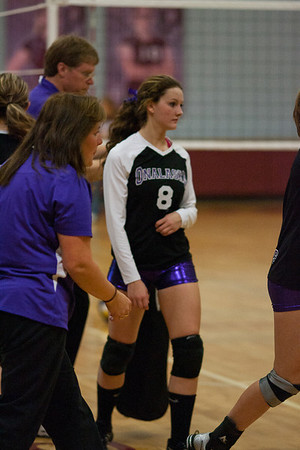 Montesano HS vs. Onalaska HS, October 2011