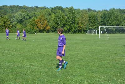 2019 JV B Soccer vs. Sycamore