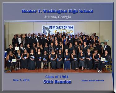 50th Reunion 8x10 BTW Class Photo