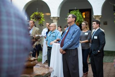 President Anderson's Alumni Reception - 101916