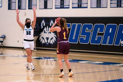 Girls Basketball: Tuscarora 45, Broad Run 32 by Derrick Jerry on December 29, 2020