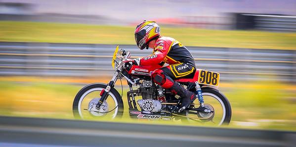 AHRMA Bonneville GP @ Miller Motorsports Park Sept. 4,5,6 2009