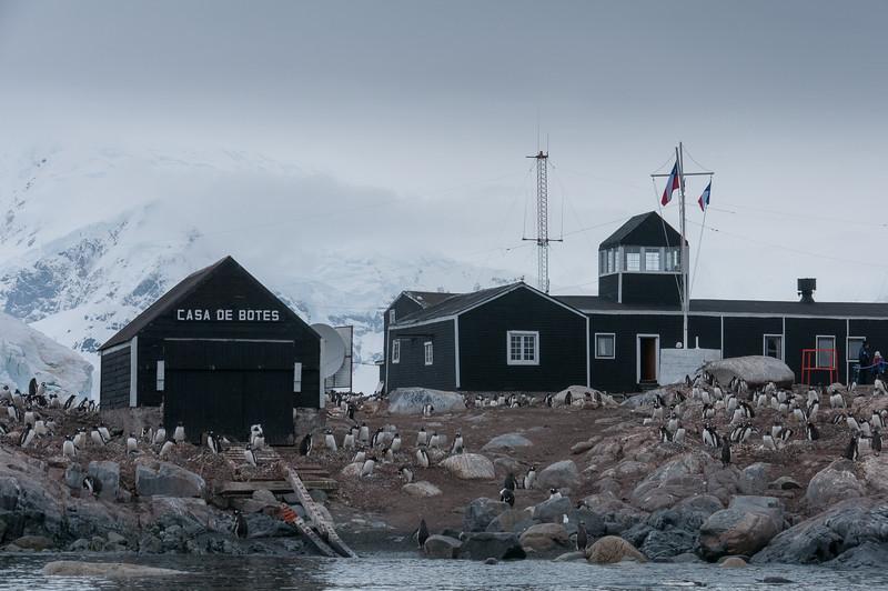 Casa de Botes in Paradise Bay