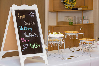 Will and Carrie's Omaha Wedding Reception