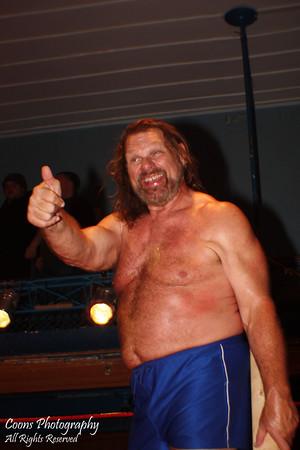 TRP 2/18/11 - Gregory Edwards vs Hacksaw Jim Duggan