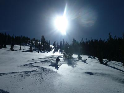 Blue Jay Peak_March 15 2014
