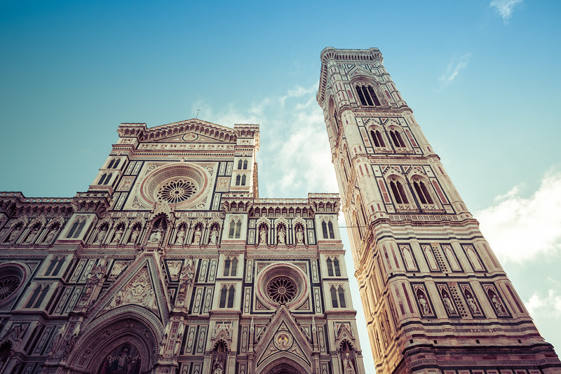 Outside Santa Maria del Fiore